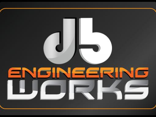 D&B Engineering Logo Design